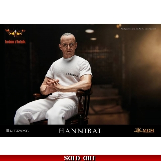 BLITZWAY - Hannibal Lecter White Priso..