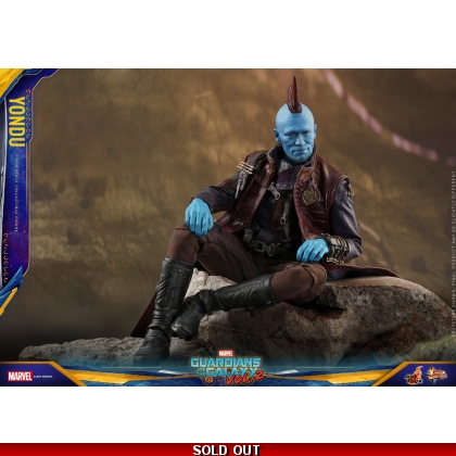 Hot Toys Guardians of the Galaxy Vol. 2 1/6th scale Yondu Collectible Figure