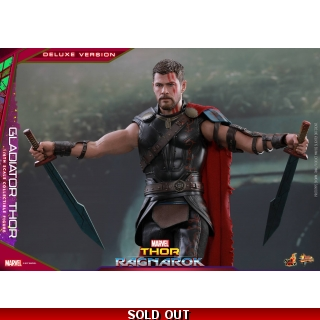 Hot Toys Thor: Ragnarok 1/6th scale Gl..