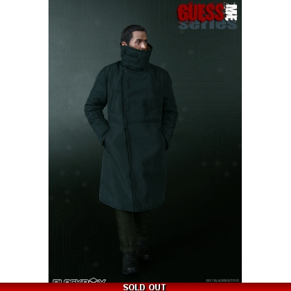 "BLACKBOX 1/6 GUESS ME SERIES - ""REPLICANT KILLER"""