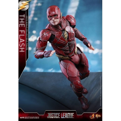 Hot Toys Justice League 1/6th scale The Flash Collectible Figure