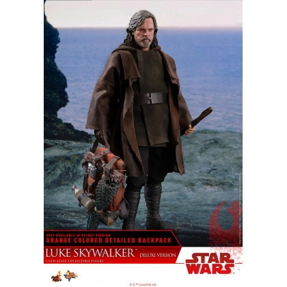 Hot Toys Star Wars: The Last Jedi 1/6th scale Luke Skywalker Deluxe Version Collectible Figure