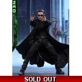 Hot Toys The Matrix 1/6th scale Neo Co..