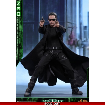 Hot Toys The Matrix 1/6th scale Neo Collectible Figure