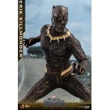 Hot Toys Black Panther 1/6th scale Eri..