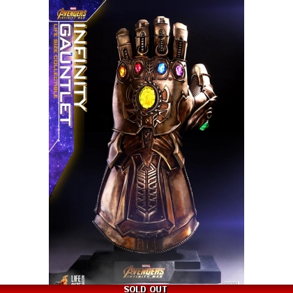 Hot Toys Avengers: Infinity War Infinity Gauntlet Life-Size Collectible
