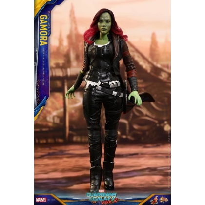 Hot Toys Guardians of the Galaxy Vol. 2 1/6th scale Gamora Collectible Figure