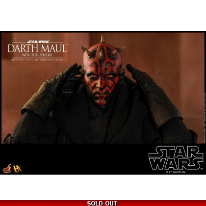 Hot Toys Star Wars Episode I: The Phantom Menace  1/6th scale Darth Maul Collectible Figure
