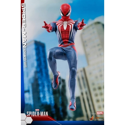 Hot Toys Marvel's Spider-Man 1/6th scale Spider-Man Advanced Suit Collectible Figure