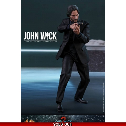Hot Toys – John Wick: Chapter 2 – 1/6th scale John Wick® Collectible Figure