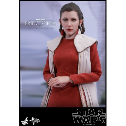 Hot Toys Star Wars: The Empire Strikes Back 1/6th scale Princess Leia Bespin Collectible Figure