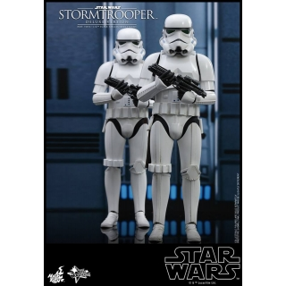 Hot Toys Star Wars - 1/6th scale Storm..