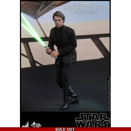 Hot Toys - Star Wars: Return of the Jedi - 1/6th scale Luke Skywalker Collectible Figure Deluxe Version