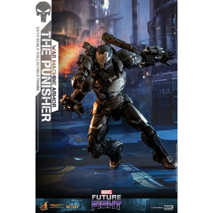Hot Toys MARVEL Future Fight - 1/6th scale The Punisher War Machine Armor Collectible Figure