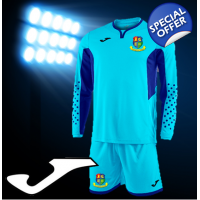 ZAMORA III GOALKEEPER KIT