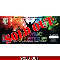LIP SYNC SUPERSTARS TICKET