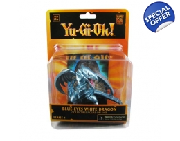 Yu-Gi-Oh Series 1 Blue Eyes White Dragon NECA