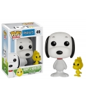Peanuts Funko POP 49 Snoopy & Woodstock