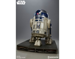 Star Wars Life Size R2D2 with Lights & Sounds