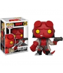 Funko Pop Hellboy with ..