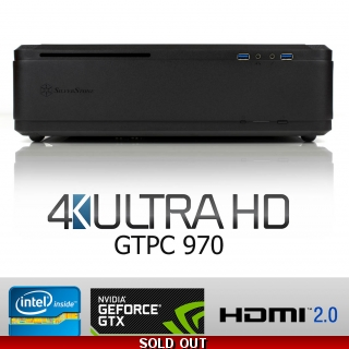GTPC 1070 - 4K Gaming Home Theatre PC ..