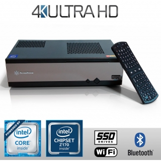 Stealth 4k HTPC - Intel..