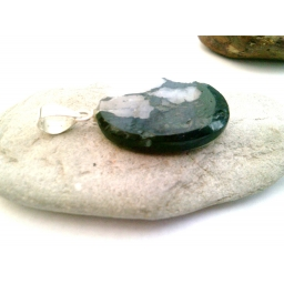Rainbow Moonstone Pendant - ..