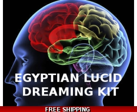 Lucid Dream - Egyptian Method Kit
