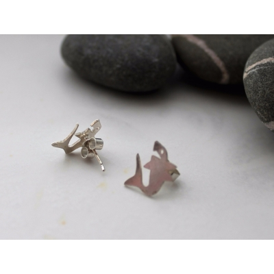 Tiny Tattoo Stud earrings