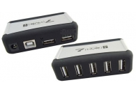 Hi-Speed USB 7 Port HUB Powered + AC A..