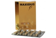 Maxidus Pack of 10 Capsules ONLY £19.9..