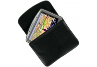 SAT NAV LEATHER CASE - TOM TOM, GARMIN..