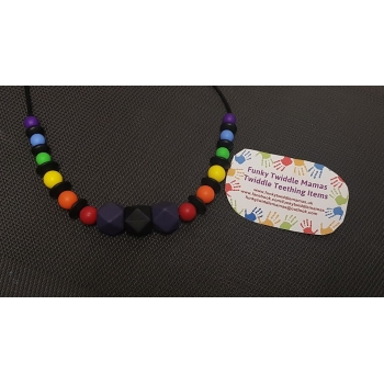 Rainbows Nursing Teething Br..