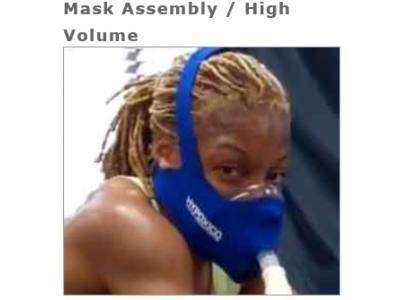 High Volume Mask Assembly