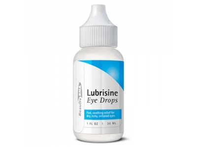 Results RNA Lubrisine Eye Drops