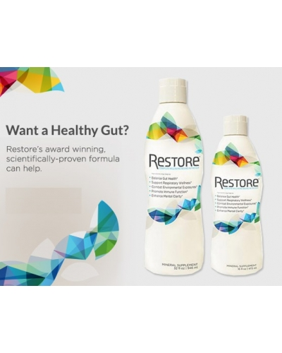 Restore Probiotic 16 oz  or 32 oz- Helps Good Gut bacteria Thrive
