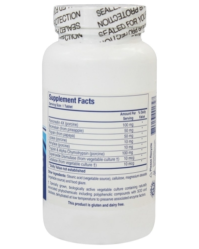 Biotics Research Intenzyme Forte - 500