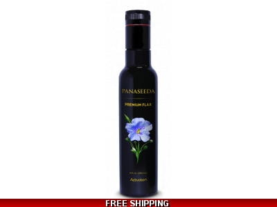 Activation ProductsOrganic Flax Seed oil