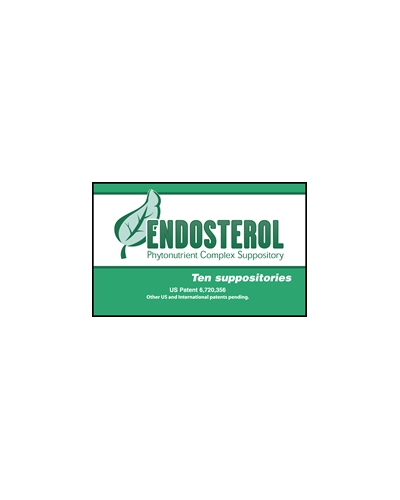 Endosterol Suppository by RemedyLink