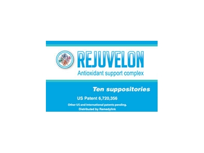 Rejuvelon Suppository Catalyse and SOD By Remedylink