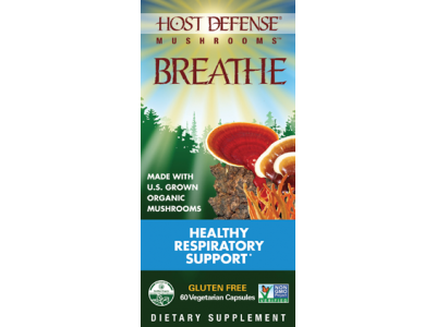 Host Defense Breathe 60 Ct