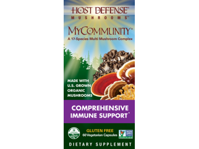 Host Defense MyCommunity 120 Ct