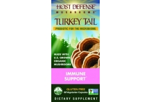 Host Defense Turkey Tail 120 Ct