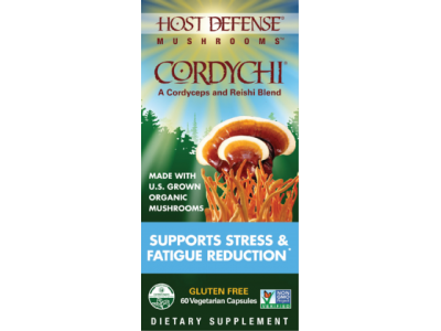 Host Defense CordiCHI 120 Veg caps