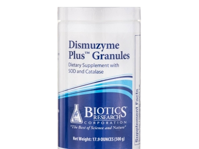 Dismuzyme Plus™ Granules with SOD and Catalase - 17.9 oz 500 Grams