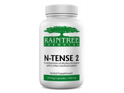 Raintree N-TENSE 2 150 veg caps 450mg - On Backorder