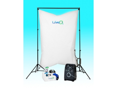 LiveO2 Home Training System with 5 LPM Oxygen Generator