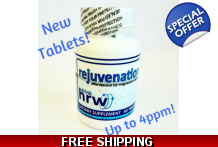 Rejuvenation Hydrogen Water Tablets 4 ppm H2