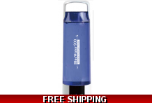 Portable Hydrogen Rich Water Maker and Ionizer 500 ML Bluewater 900