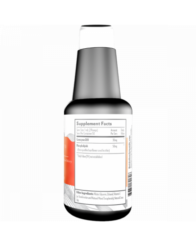 Quicksilver Scientific Nanoemulsified COQ10